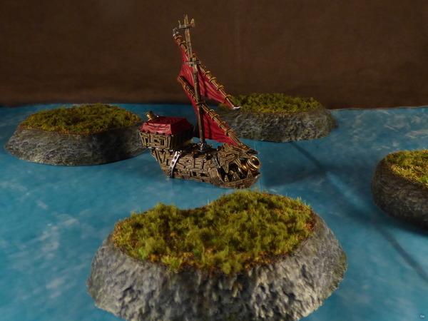 Vase Mode Island Terrain Pack