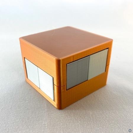 Magic Drawers Puzzle