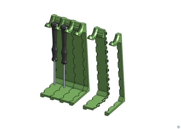 Modular Wera Kraftform Micro Stand