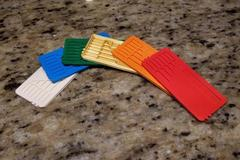 Filament Swatch   Multiple Samples