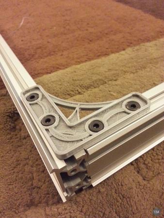 MakerSlide Corner Braces