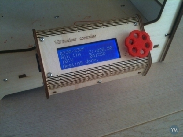 Ultimaker rotary dial