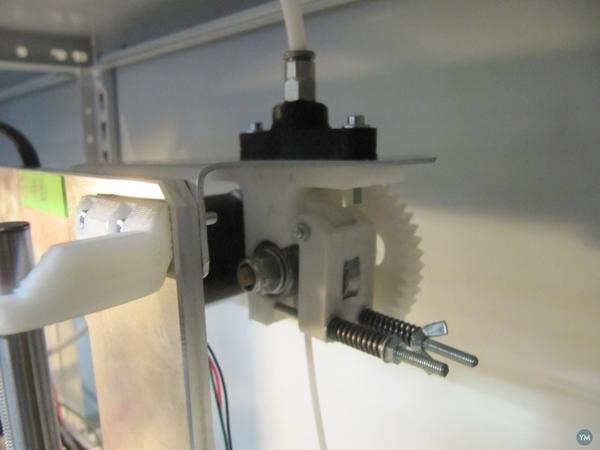Wade-Greg bowden adapter
