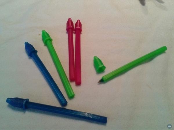 Basic pen
