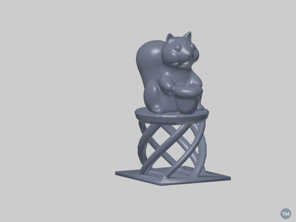Squirrel model