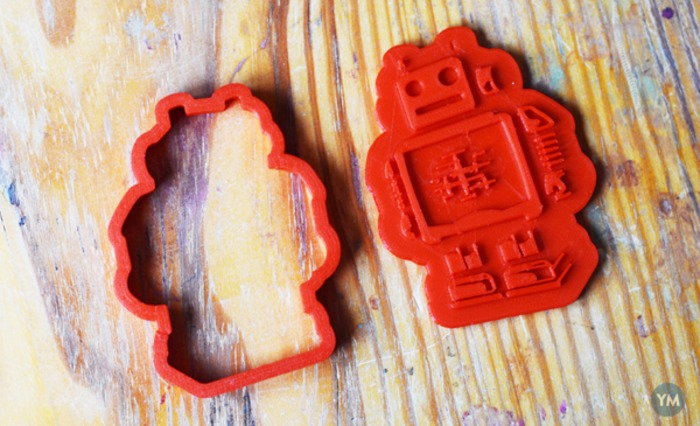 Ultibot cookie cutter