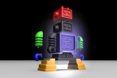Ultimaker Robotexplosion