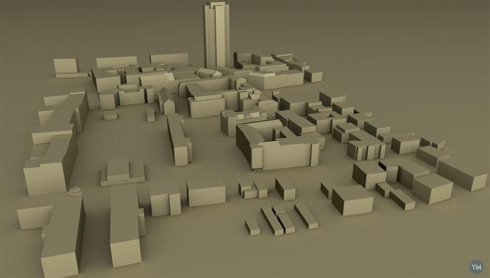 Printing a City