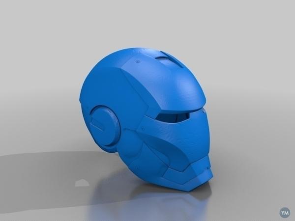 Ironman helmet MKIII