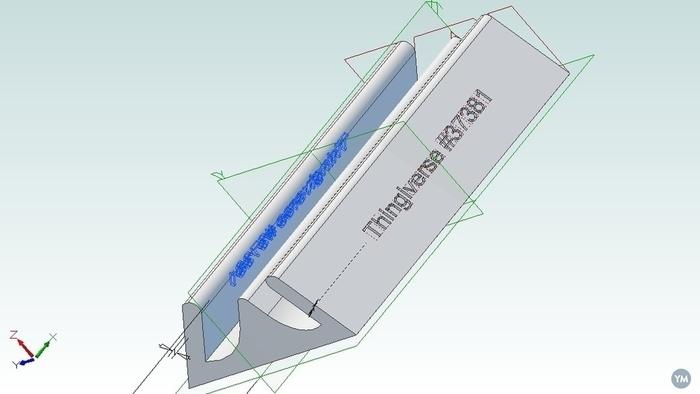 Parametric, dual angle Nexus 7 stand