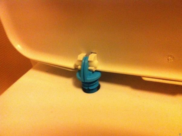Toilet Seat Bracket