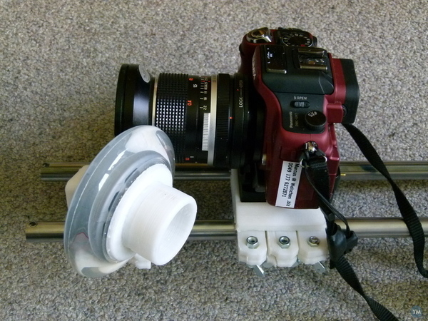 Gearless Follow Focus for Shoulder Rig