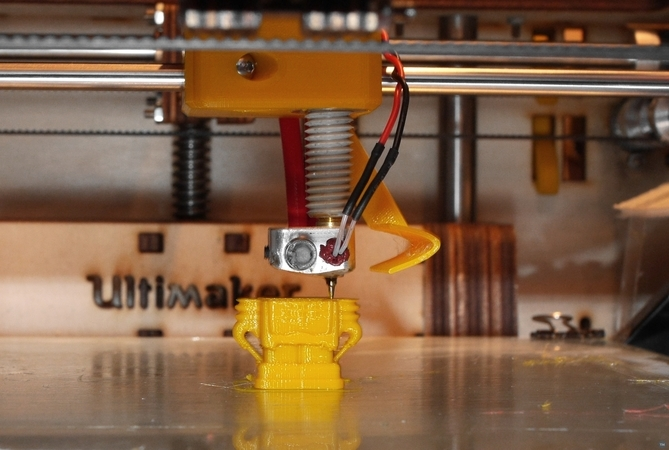 Ulitimaker Orig - Modular Printhead (Merlin, UBIS)