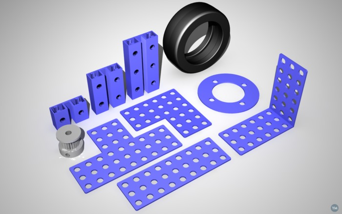 Makeblock parts that I'd love to see