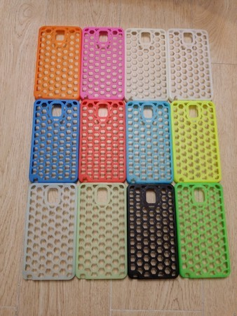 SAMSUNG - Galaxy Note 3 bumper & case