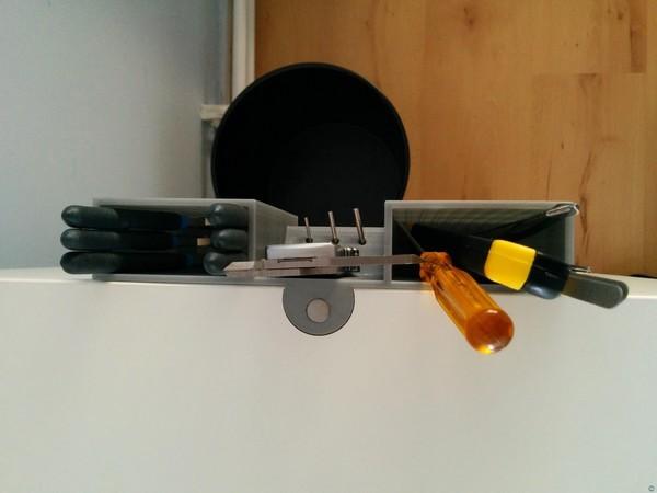 IKEA GALANT cabinet toolbox