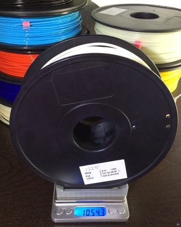 Filament Scales Adapter / Spool Base