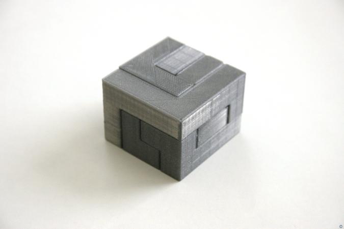 "Bergman's Puzzle ""Garmbaad"""