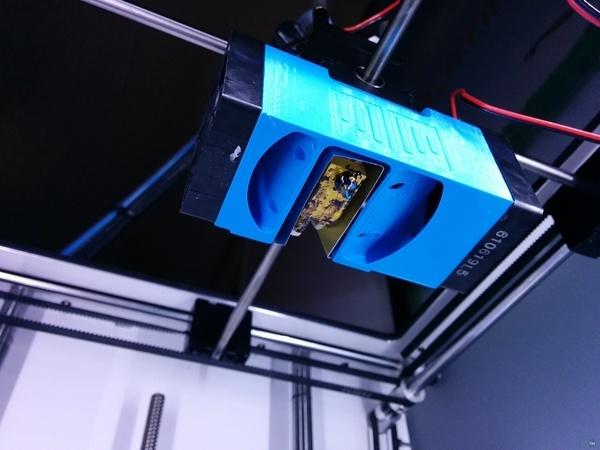 Ultimaker 2 fan mount - 40mm