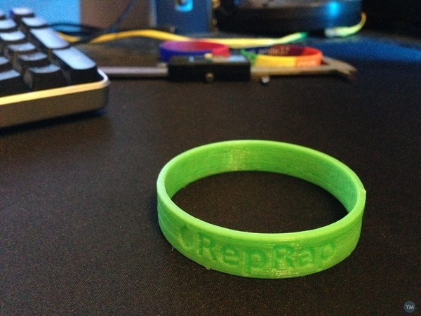 Printable Stretchy Bracelet