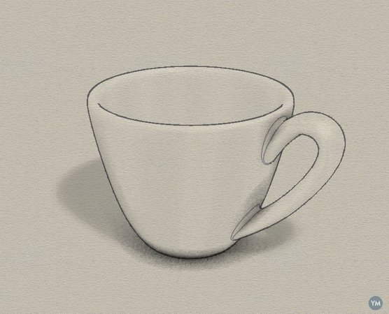 Classic Double Espresso Cup