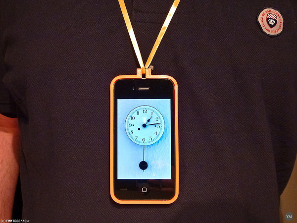 iPhone4 Necklace