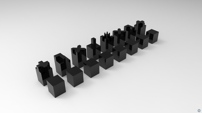 Chess Set N.4