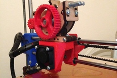 Printrbot Plus Carriage