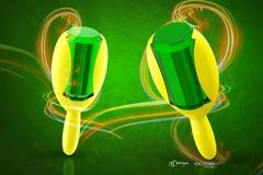 Samba Can By 3 Dwergen And Kiva Kuva  Large