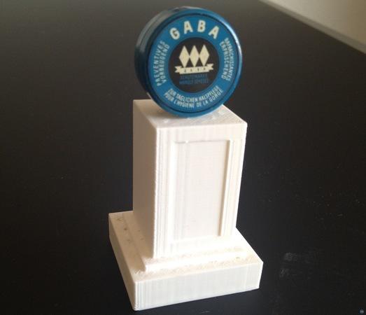 Column Pedestal Plinth Classic