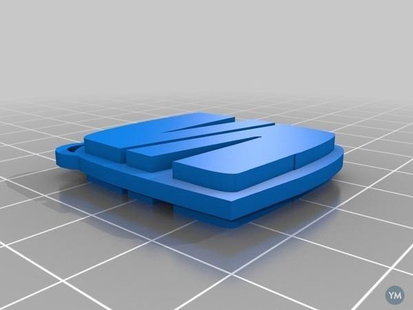 Seat llavero - key chain v2
