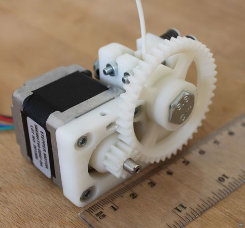 Nema 14 Geared Extruder Rev 1.2