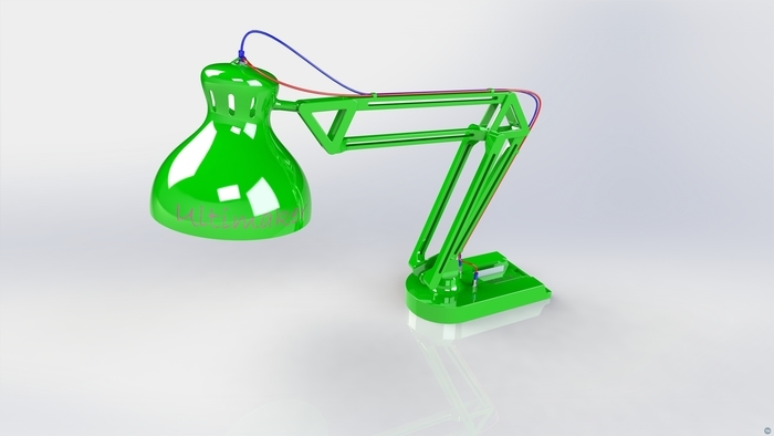 Pixar Lamp