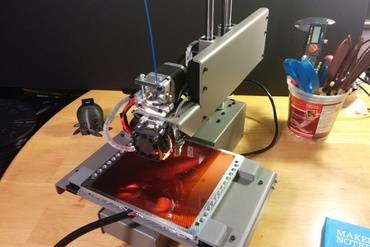 youmagine printrbot simple metal heatbed by cameron watt