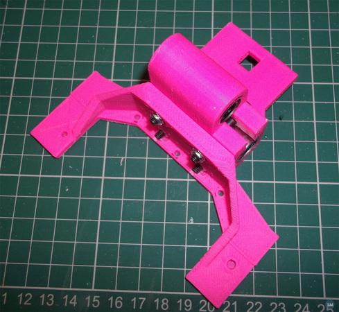 Quick-Fit X Carriage for @Printrbot - #30DoC day 5