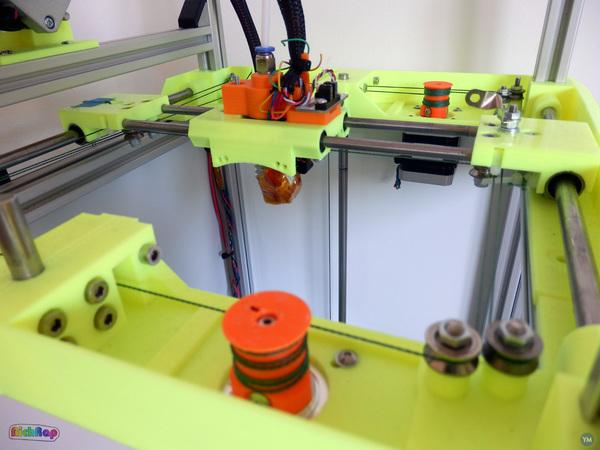 Sli3DR - (pronounced Slider) 3D Printer