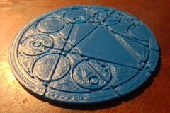Galigrey Coin Display Large