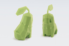 Chikorita Low Poly Pokemon Flowalistik Youmagine