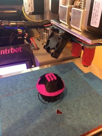 Printrbot Simple Metal Dual Extruder