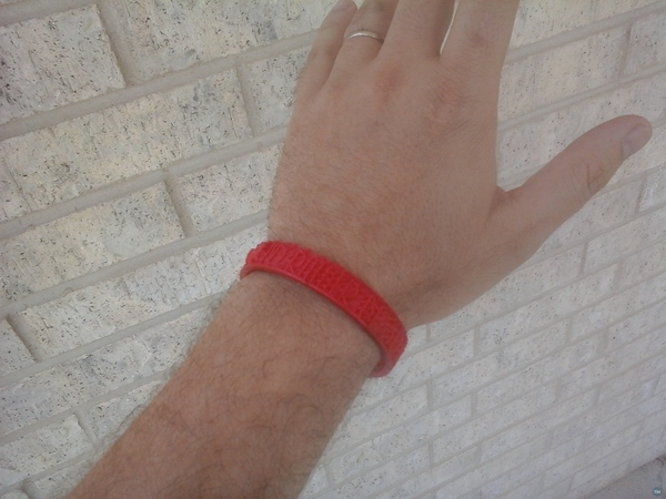 3D Printing Bracelet