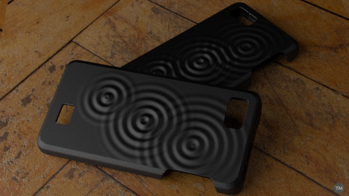 Fairphone Case #6: Wave Pattern
