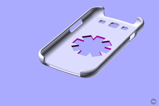Galaxy S3 RHCP case