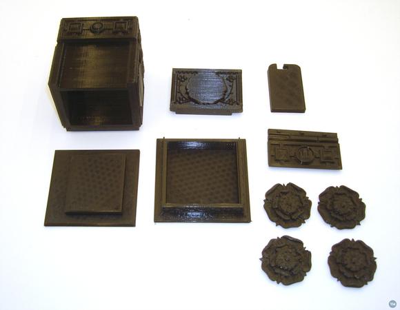 The Tudor Rose Box