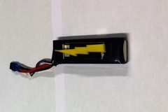 Label Connected To Battery