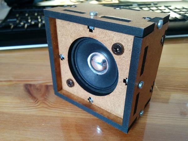 Tiny Cab - Mini Speaker Cabinet