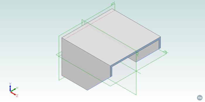 Display shade for Zacuto Blackmagic Pocket Camera Z-Finder