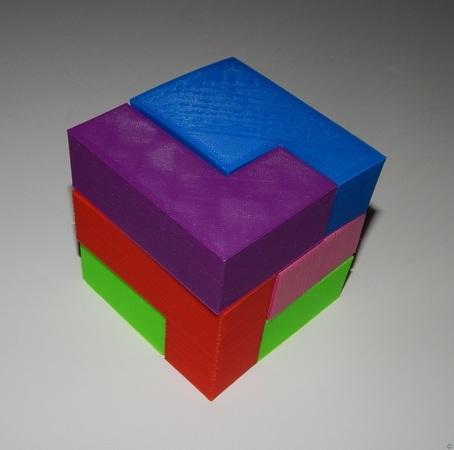 JMCH-Puzzle Cube