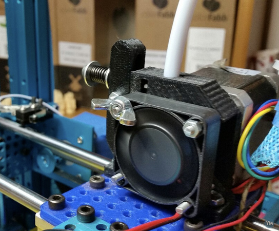 Makeblock compatible extruder
