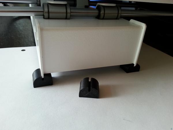 Damper for PrintrBot simple metal