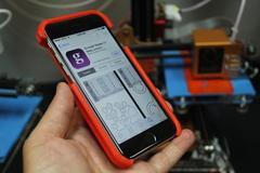 I Phone 6 3 D Print Deezmaker 2
